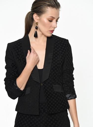 4G Ceket Siyah
